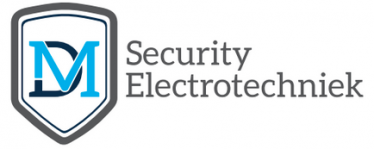 DM-Security & Electrotechniek Logo